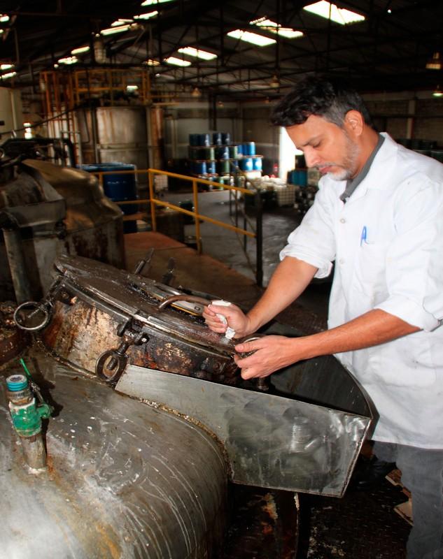Aditivos indústria têxtil