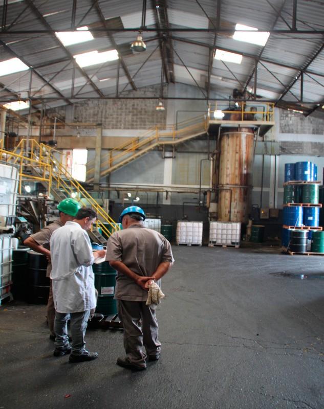 óleo emulsionável