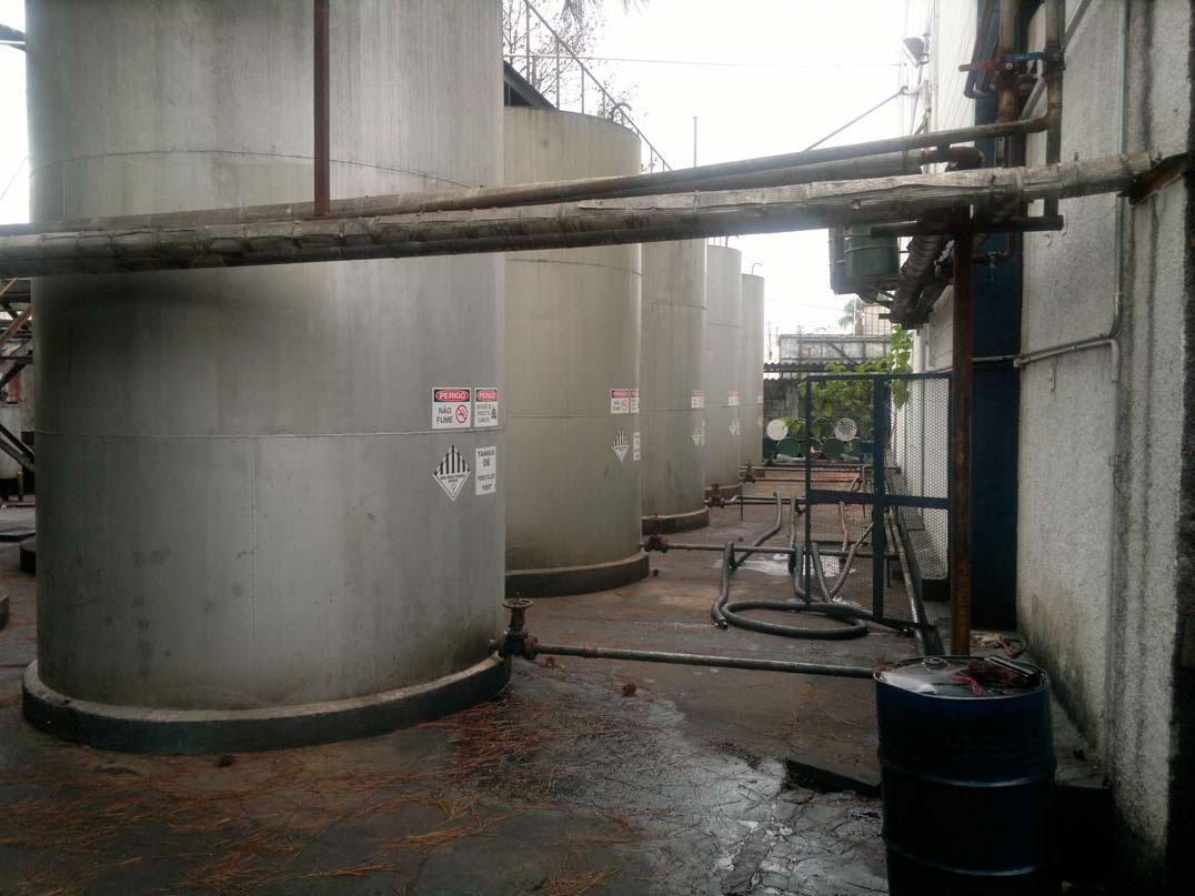 óleo de soja polimerizado