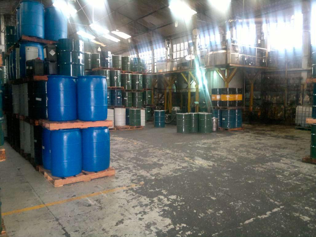 óleo têxtil